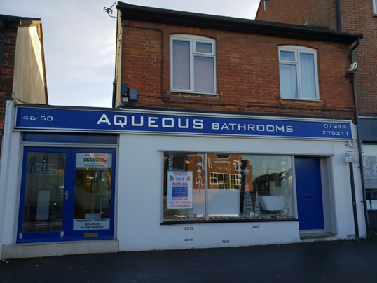 Aqueous Ltd Princes Risborough